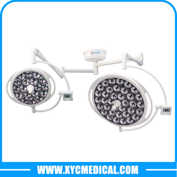 XYC720520 Ceiling Mounted Double Heads LED Surgical Light